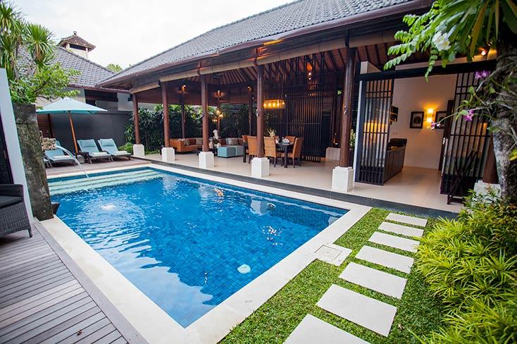 Bali Luxury 2 Bedroom Villas Lakshmi Villas - Kawi