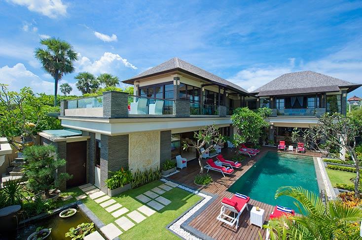 Villa LeGa, 5 Bedroom villa, Seminyak, Bali