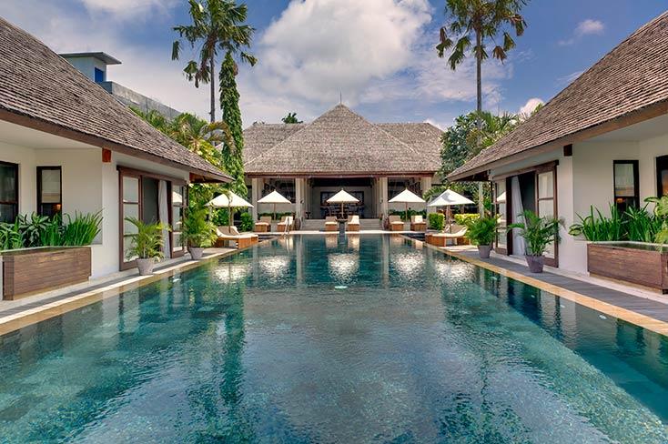 Villa Mandalay, 6 Bedroom villa, Seseh-Tanah Lot, Bali