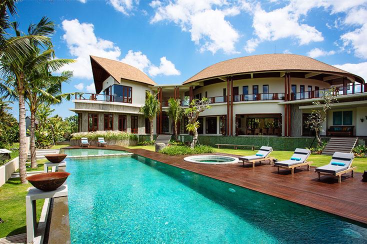 Umah Daun, 5 Bedroom villa, Umalas-Kerobokan, Bali