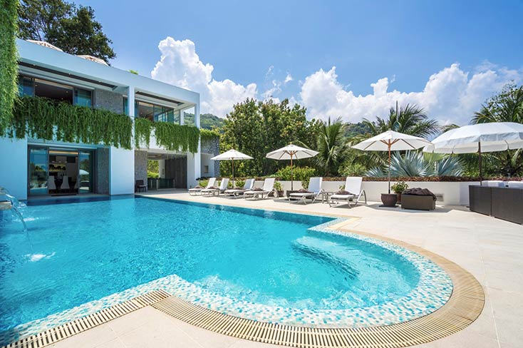 One Waterfall Bay, 4 Bedroom villa, Kamala, Phuket