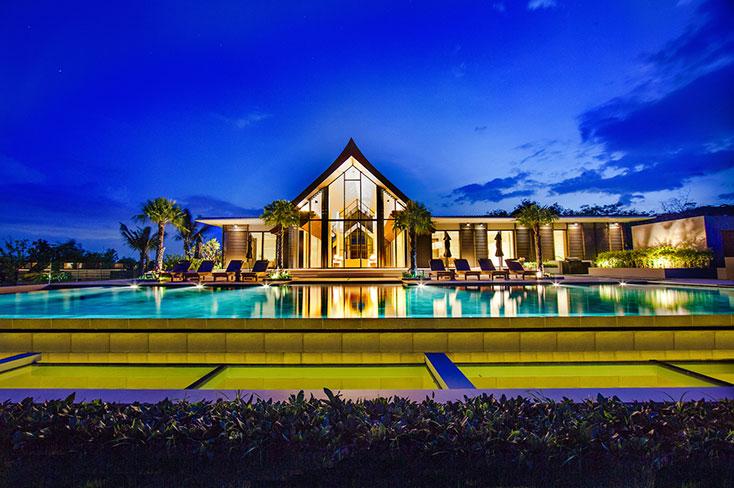 Villa Sawarin, 8 Bedroom villa, Cape Yamu, Phuket