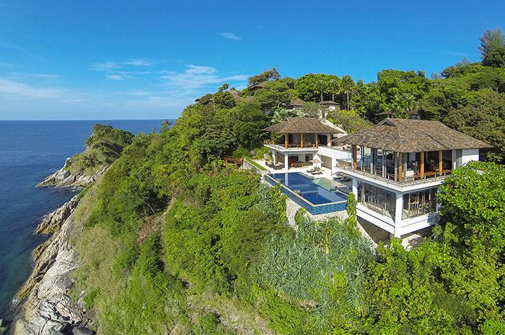 Villa Wang Nam Jai, 3 Bedroom villa, Kamala, Phuket