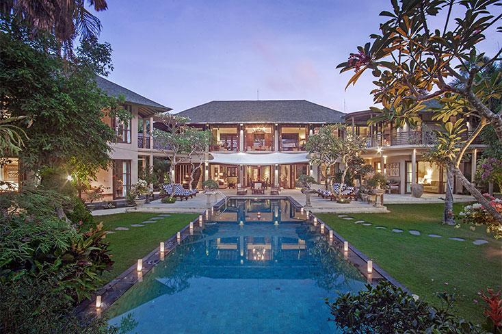 Avalon I, 4 Bedroom villa, Canggu, Bali