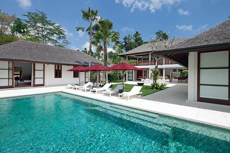Nyanyi Riverside Villas, 9 Bedroom villa, Seseh-Tanah Lot, Bali