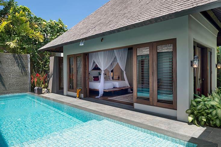 Des Indes II, 3 Bedroom villa, Seminyak, Bali