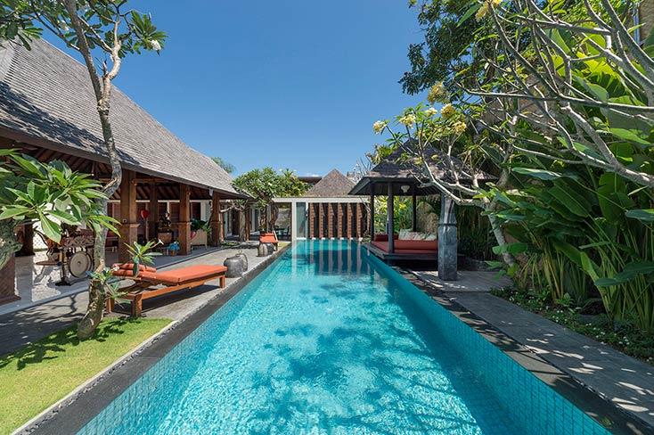 Des Indes III, 3 Bedroom villa, Seminyak, Bali