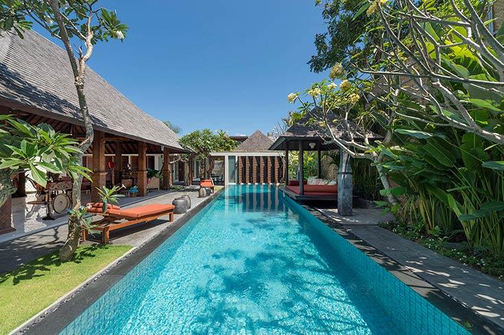 Des Indes Villas, 6 Bedroom villa, Seminyak, Bali