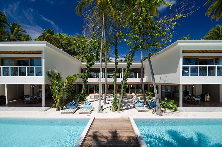 Amilla The Great Beach Villa Residence