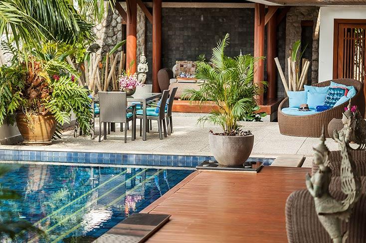 Villa Shambala Phuket, 4 Bedroom villa, Surin, Phuket