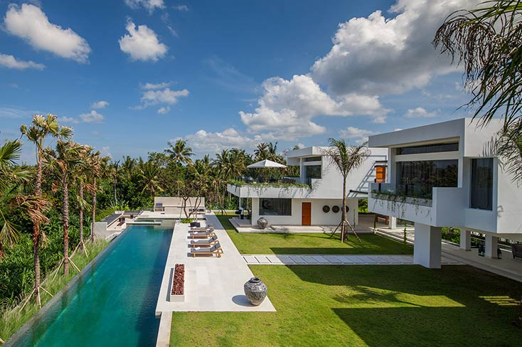 The Palm House, 5 Bedroom villa, Canggu, Bali