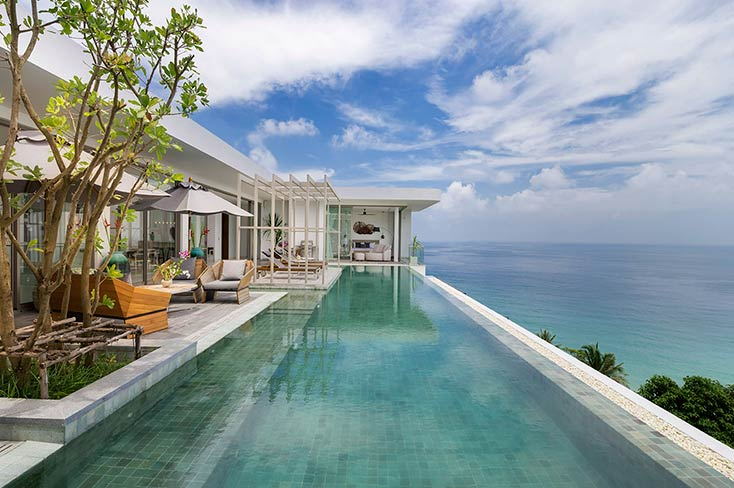 Malaiwana - Duplex (C2), 3 Bedroom villa, Nai Thon, Phuket