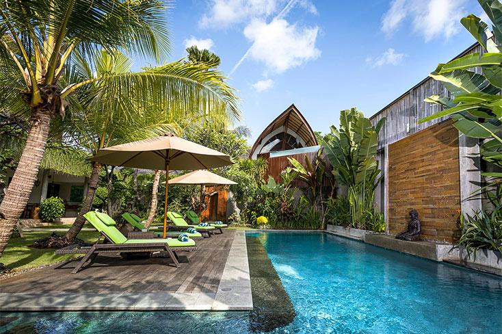 The Baganding Villa, 4 Bedroom villa, Seminyak, Bali