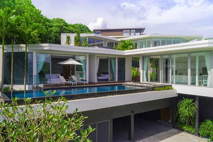 Villa Abiente, 2 Bedroom villa, Cape Yamu, Phuket
