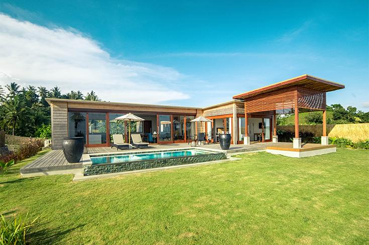 Selong Selo Resort & Residences - two bedroom villa