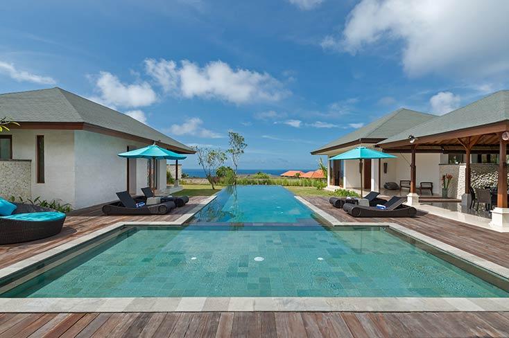 Pandawa Cliff Estate - Villa Marie, 6 Bedroom villa, The Bukit, Bali