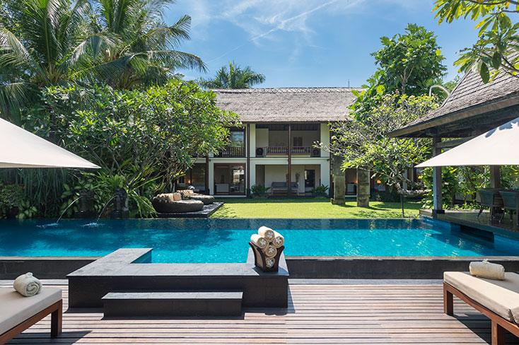 Villa Ramadewa, 3 Bedroom villa, Seminyak, Bali