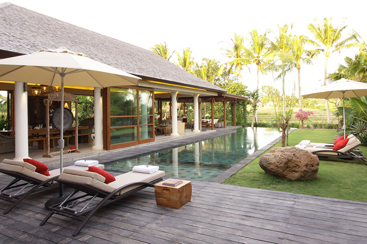 Dea Villas - Villa Sarasvati, 4 Bedroom villa, Canggu, Bali