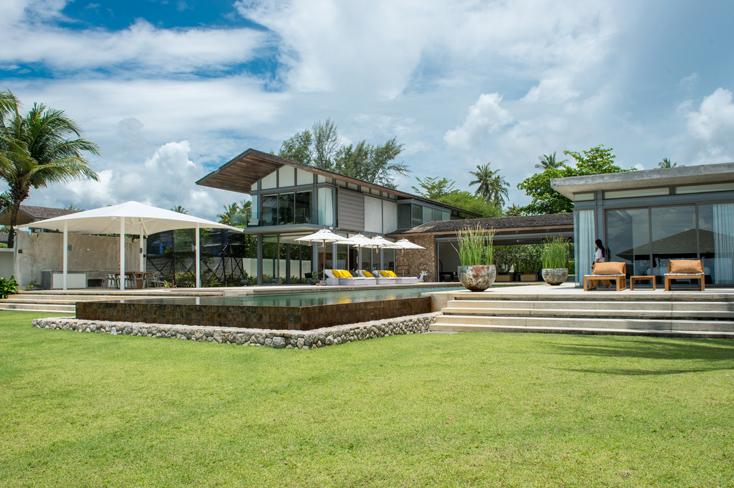Sava Beach Villas - Villa Amarelo , 4 Bedroom villa, Natai Beach, Phuket