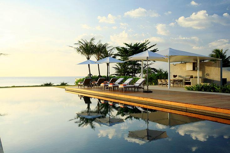 Sava Beach Villas - Villa Malee Sai, 6 Bedroom villa, Natai Beach, Phuket
