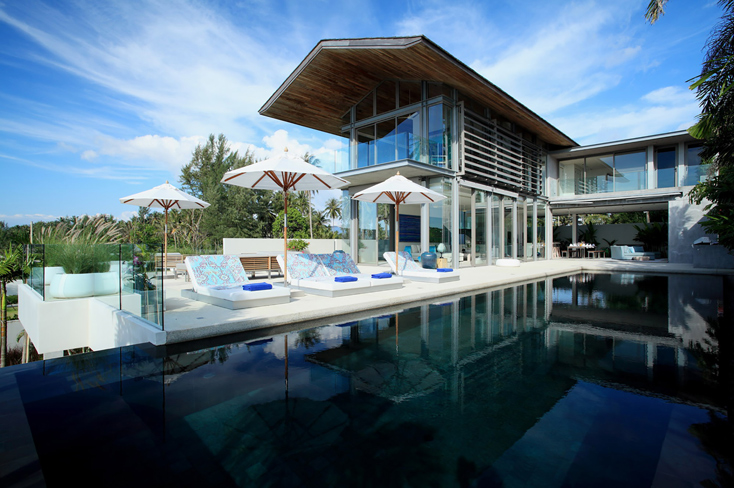 Sava Beach Villas - Villa Aqua, 4 Bedroom villa, Natai Beach, Phuket