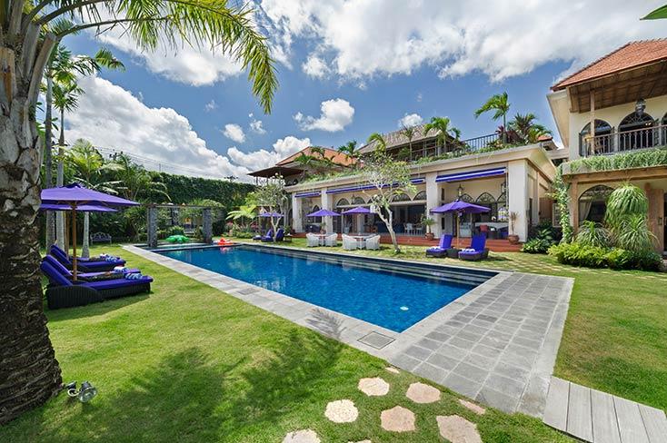 Sayang d'Amour, 6 Bedroom villa, Seminyak, Bali