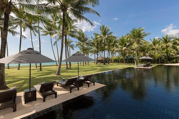 Jivana Beach Villas - Villa Shanti, 4 Bedroom villa, Natai Beach, Phuket
