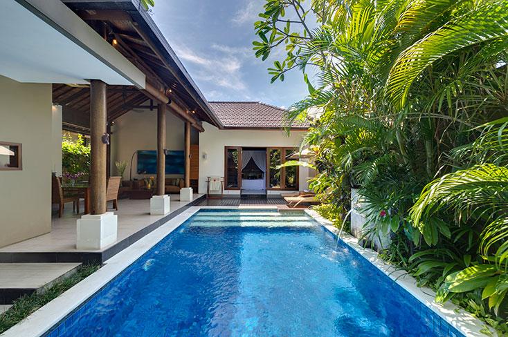 Lakshmi Villas - Solo, 1 Bedroom villa, Seminyak, Bali