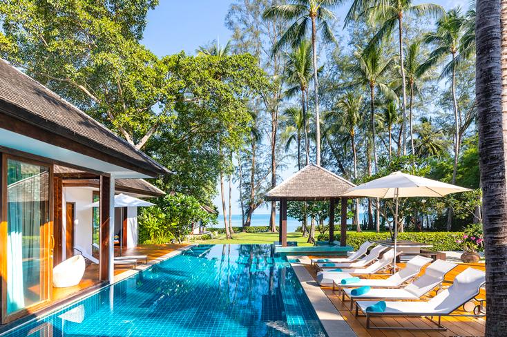 Ban Suriya, 4 Bedroom villa, Lipa Noi, Koh Samui
