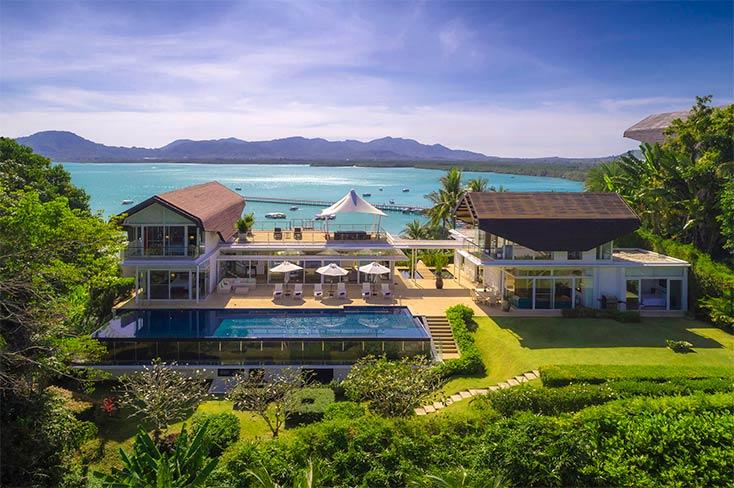Villa Sapna, 5 Bedroom villa, Cape Yamu, Phuket