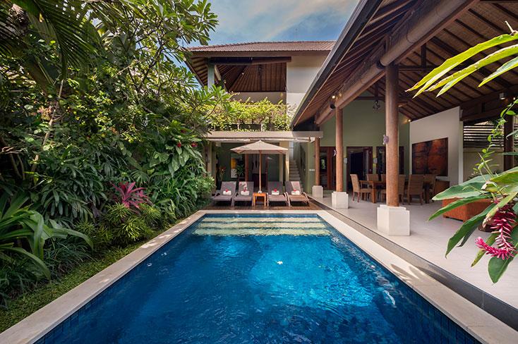 Lakshmi Villas - Ubud, 2 Bedroom villa, Seminyak, Bali