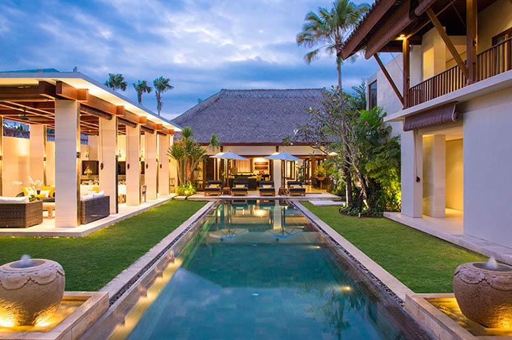 Villa Lilibel, 6 Bedroom villa, Seminyak, Bali