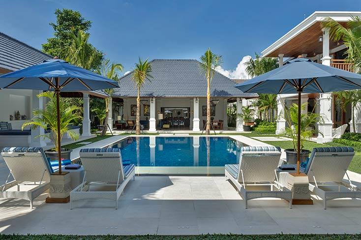Villa Windu Asri, 6 Bedroom villa, Seminyak, Bali