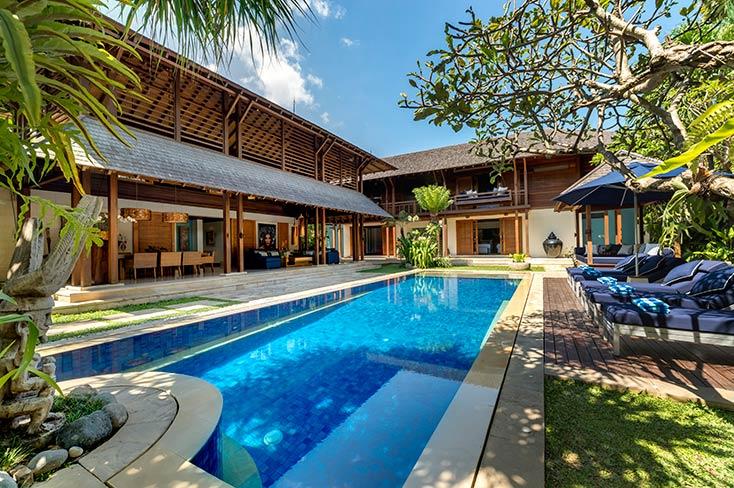 Villa Windu Sari, 3 Bedroom villa, Seminyak, Bali