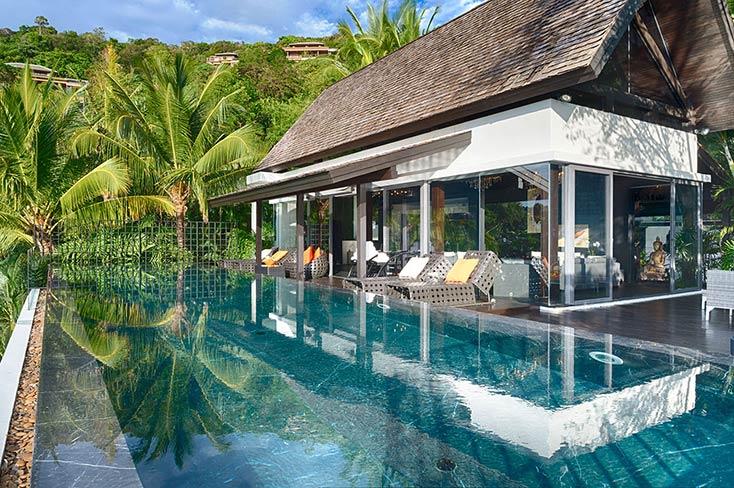Villa Yang, 2 Bedroom villa, Kamala, Phuket