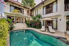Canggu Terrace - Villa Penari