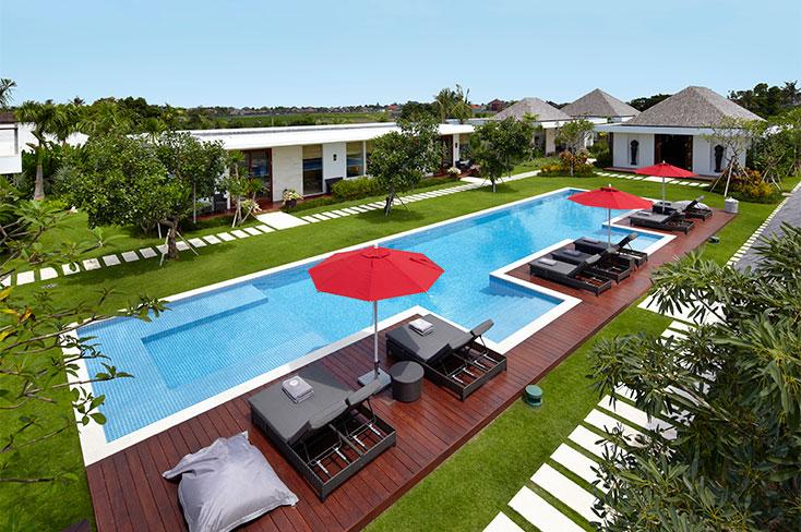 Villa Malaathina, 5 Bedroom villa, Umalas-Kerobokan, Bali
