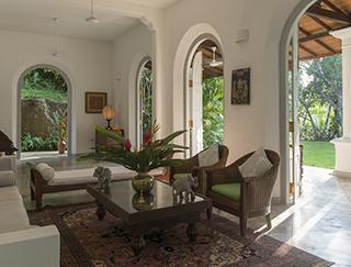 Villa Pooja Kanda, 5-bedroom Villa - Habaraduwa-Koggala