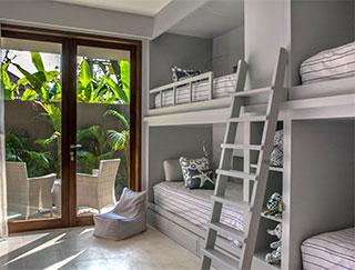 Seseh Beach Villas, 11-bedroom Villa - Seseh-Tanah Lot, Bali