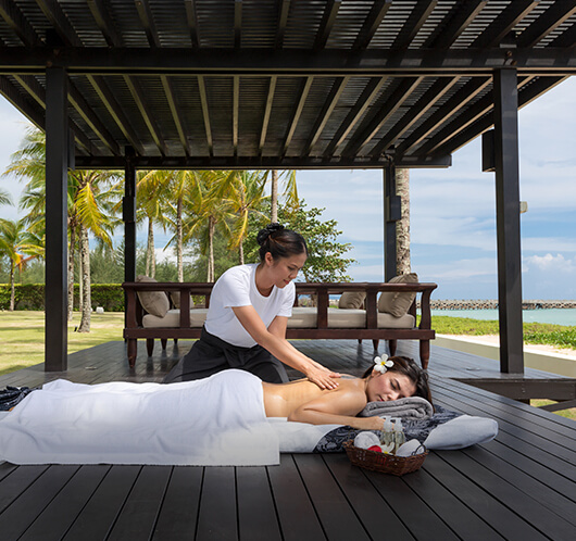 Wellness villas